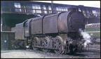 Ex-Southern Railway Q1 33030 - Feltham M.P.D. July 1962.