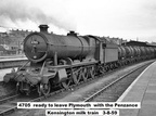 Photo cornwall railways