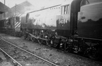 A shot from Eastleigh in 1961, just ex-works by the look of it.