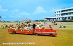 Who remembers the train on the beach at Morecambe