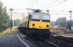 1501 arriving at Rotterdam West - Schiedam. 15th October 1991.