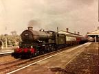 6029 King Edward VIII at Solihull in 1961.