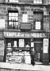 Temple of the Muse on St Nicholas Street. 1896