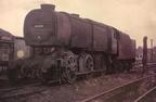 Q1 0-6-0 No. 33009 at Nine Elms in 1965