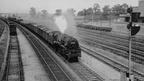 Ex Crosti No. 92028 at Banbury in 1963