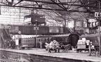 New St. Station 1945