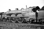 Ex-GCR Robinson designed C4 'Jersey Lily' class atlantic wearing its LNER pre-1946 number 5262 but no indication of either where or when this delightful picture was taken