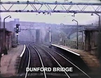 Dunford bridge 1965