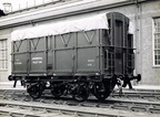 British Railways 'Experimental Pallet Van' No.B763280