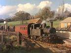 1421 at Hemyock in 1962