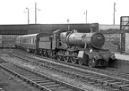'Cookham Manor', Wolverhampton Low Level station, April 1962