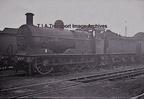 43763 at Gorton 15-10-1961