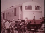 Crossley A & C locomotives for CIE - 1956
