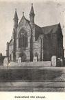Dukinfield. Old Chapel 1905