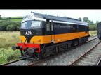 Downpatrick and County Down Railway Diesel Day 2016