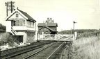 Appleby Lincs station in 1952 1