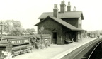 Appleby Lincs station in 1952