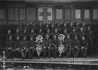 Ambulance-Train-6304-World-War-Two-RAMC-QAIMNS-Staff-photo