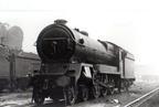 GCR 460 Gorton shed Manchester 477 LNER B7