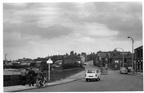 Ashton Street, Dukinfield in around 1960  looking from Shepley Bridge towards Globe Square