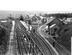 Halwill station early 1950s