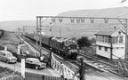Liverpool Central-Harwich Parkstone Quay service. Torside