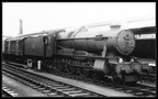 1021 County of Montgomery at Gloucester Central on Monday 7th August 1961.