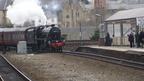 44871 at Stalybridge Station