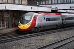 390042 at Lancaster Station