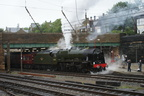 46115 Scots Guardsman on Fellsman Tour 17-07-2010