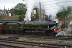 46115 Scots Guardsman at Lancaster on Fellsman Tour 17-07-2010