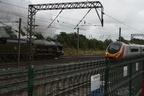 46115 Scots Guardsman at Lancaster on Fellsman Tour 17-07-2010