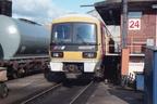 466009 at Crewe Works