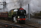 60163 TORNADO at Crewe Station 17-04-2010