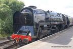 71000 at East Lancs Railway