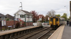 Bear Lane Station Nr Morecambe 04-05-2012