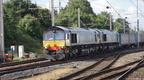 Carnforth Station 26-07-2013