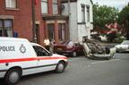 Crash on Crescent Road