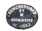 Bromsgrove 11-1953
