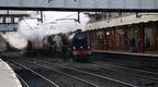Lancaster Station 25-01-2014