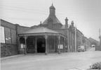 Old Stalybridge Station Entrance