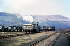 Stalybridge Hartshed power station with class 25