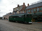 Grimsby Trams some built at Dukinfield