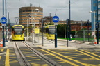 Ashton-u-Lyne trams