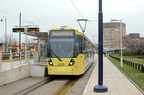 Metrolink 3009 Ashton under Lyne