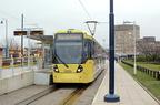 Metrolink 3009 Ashton under Lyne