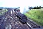 92166 at Carnforth