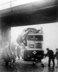 Lancaster rail bridge on St George's Quay