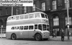 Ashton Under Lyne 77 Trolleybus LTC 771