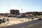 Ashton.Bus.Station. on a Summery looking day, 1970's